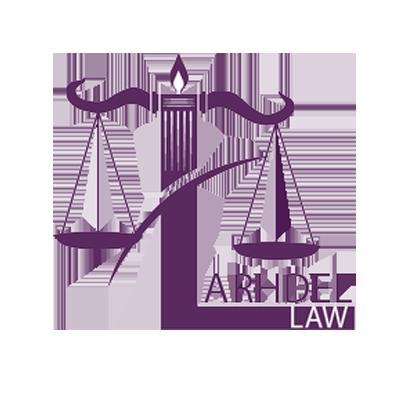 Larhdel Law Company Logo
