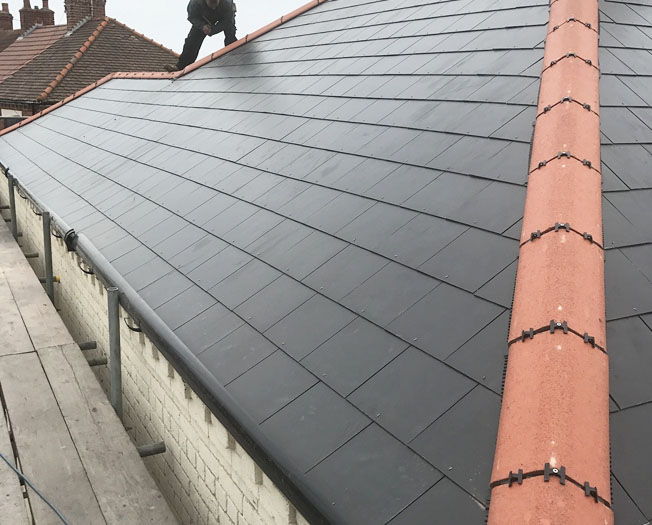Roofing-season